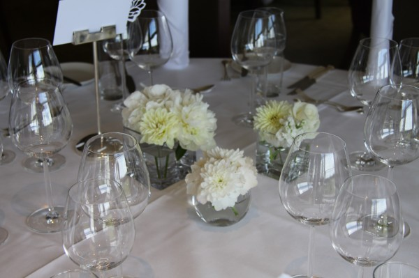 Cluster Centrepieces for wedding