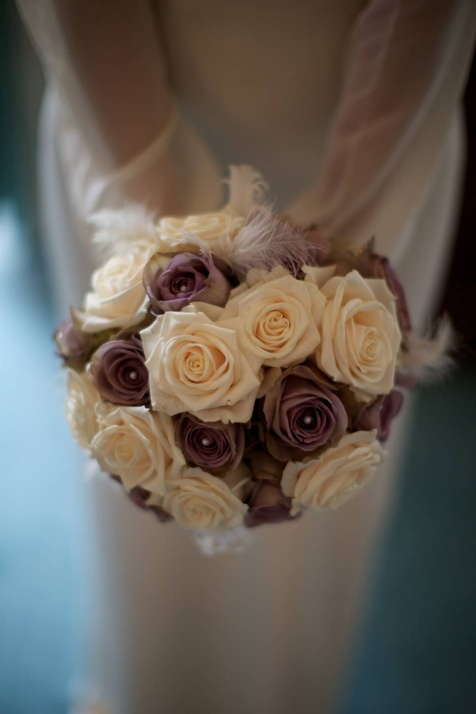 Amnesia Rose Bridal Bouquet