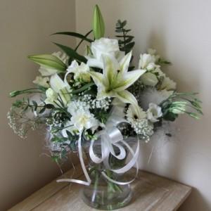 Festive Vase arrangement