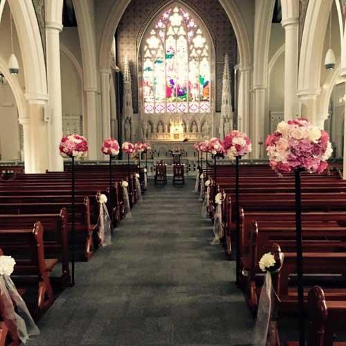 Wedding Ceremony Flowers Church: Ceremony Flowers & Civil Ceremonies