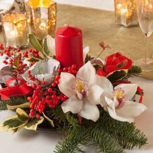 Luxury Christmas Centrepiece