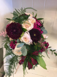 Amnesia Rose Wedding Bouquet