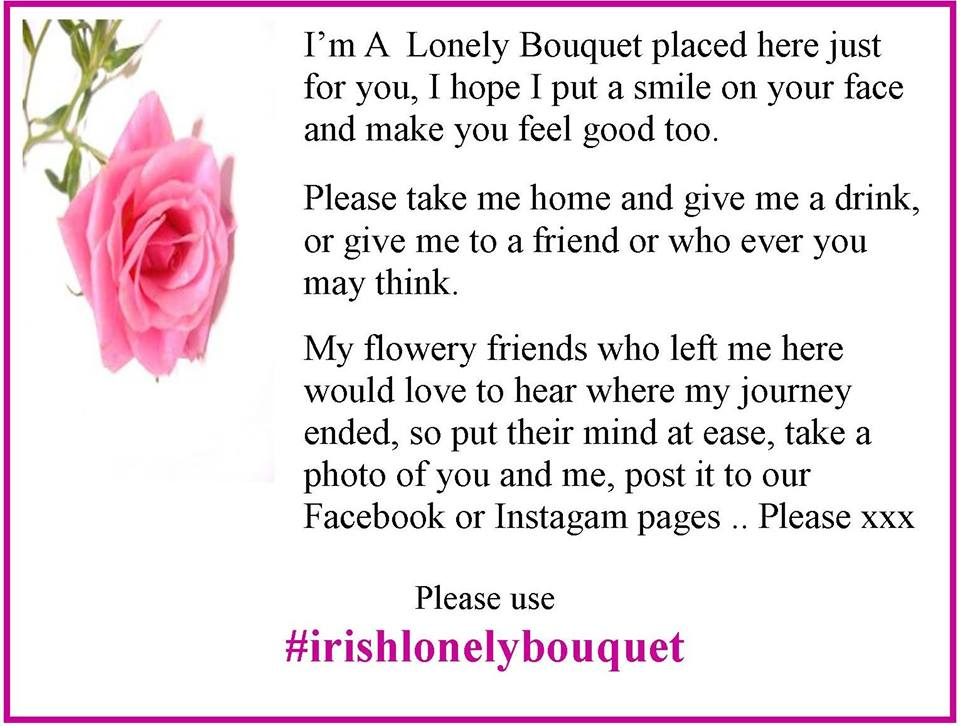 Irish Lonely Bouquet