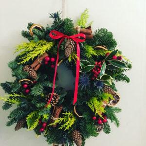Christmas Festive Wreath