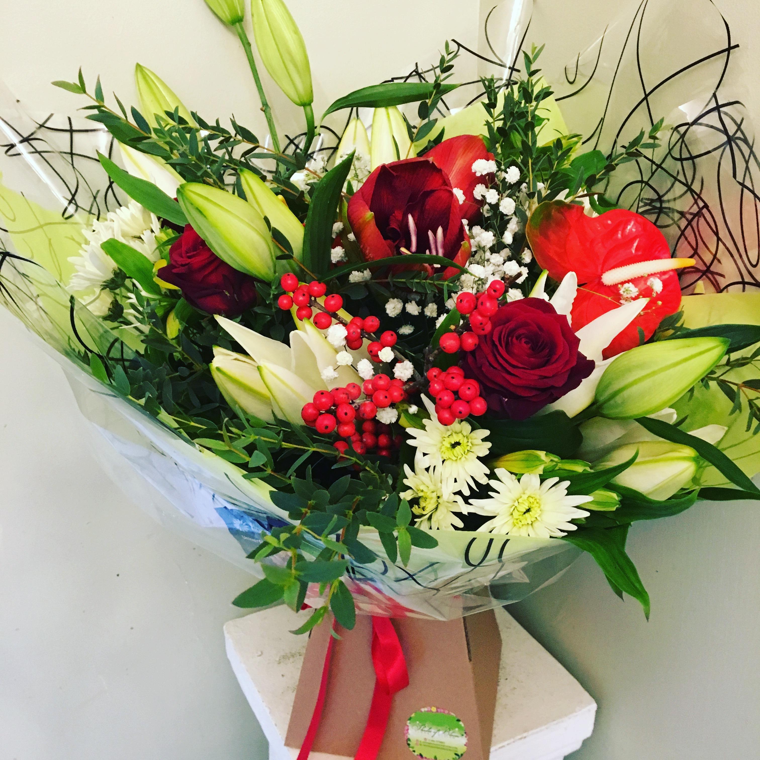 Luxury Christmas Bouquet