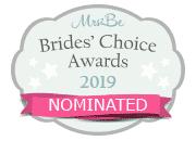 brides choice award nominee 2019