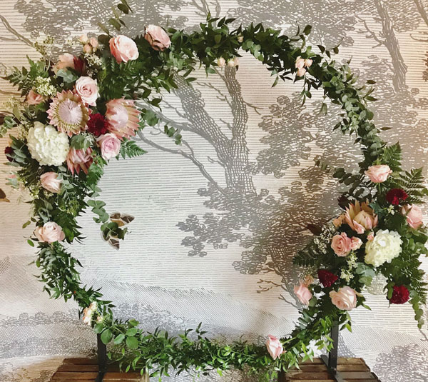 Wedding Altar Call: Ceremony Flowers & Civil Ceremonies