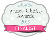 brides choice award finalist 2019