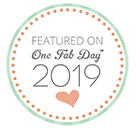 Featured on One Fab Day Website