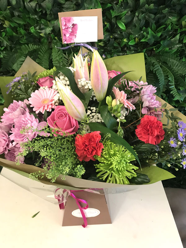 mothers day pinks