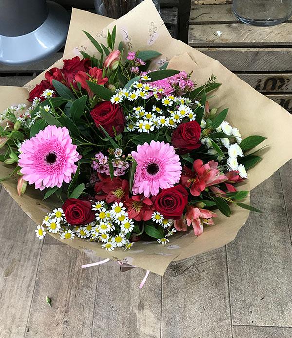 Ruby Love Bouquet