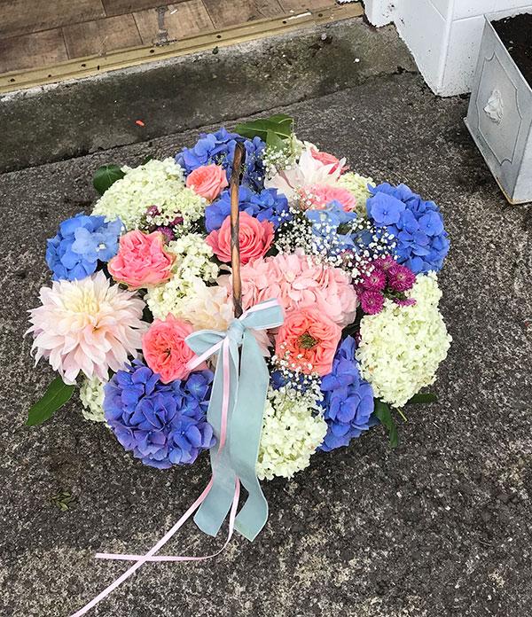 summer bloom bouquet