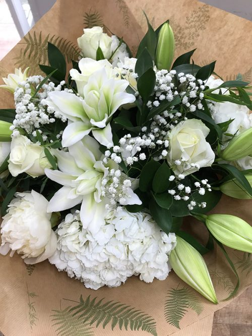classic bloom bouquet