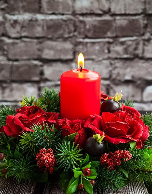 Order Christmas Flowers Online