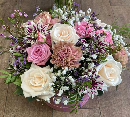 Creamy pinks Bouquet
