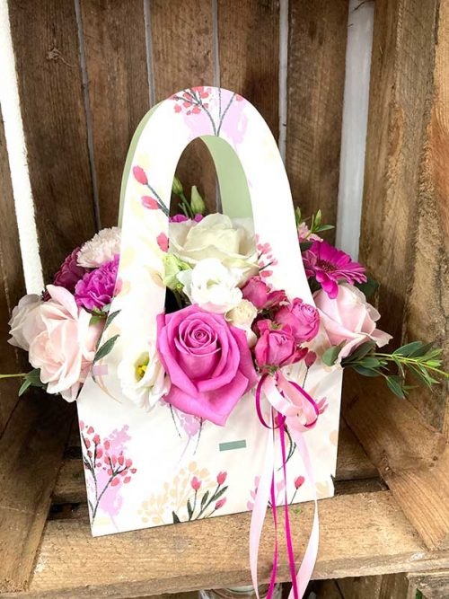 bag of blooms