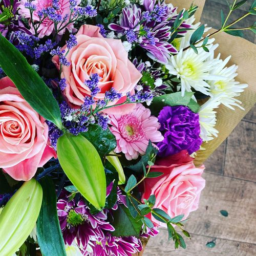 monthly flowers subscription