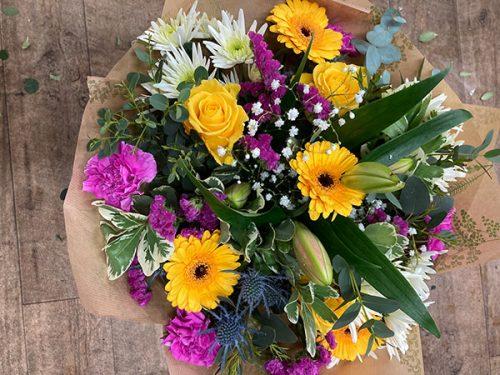 spring love flowers