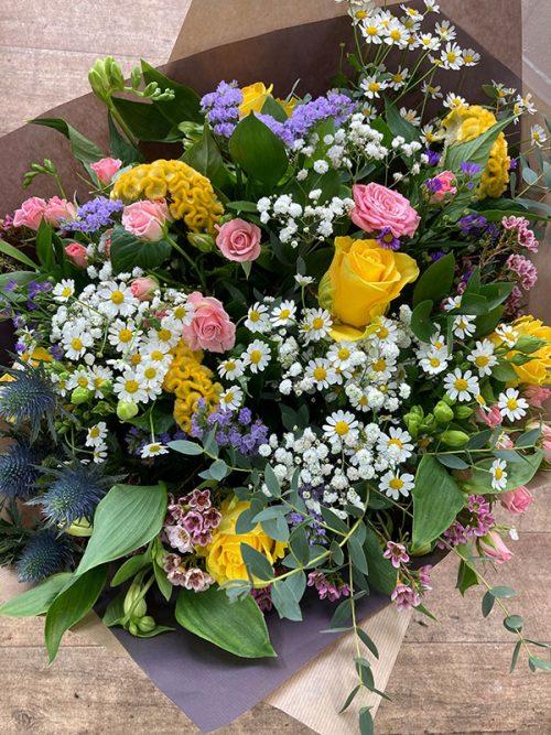 Wild and wonderful bouquet