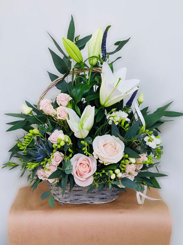 thinking of you basket