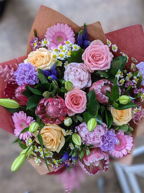 luxury summer bouquet