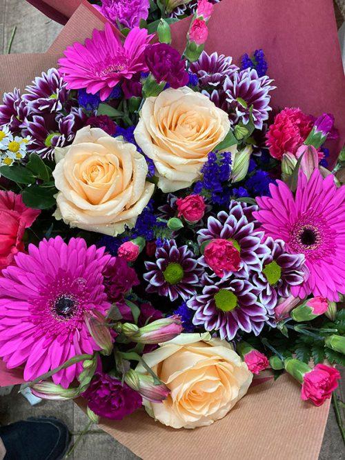 Peachy promise Bouquet