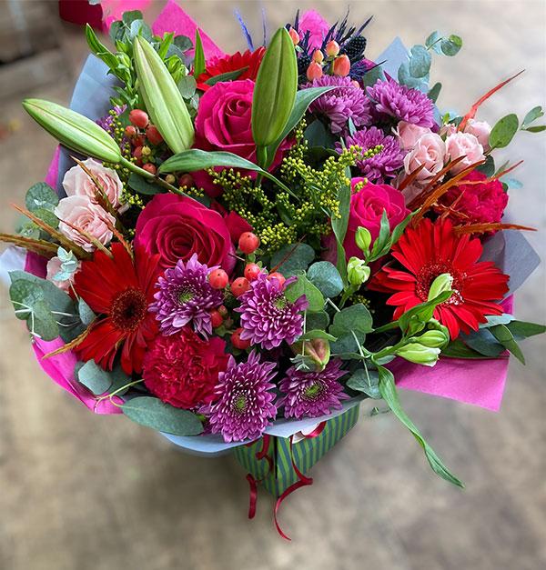 Autumn vibes bouquet